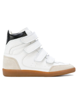 Isabel Marant Bilsy high-top sneakers (wit)