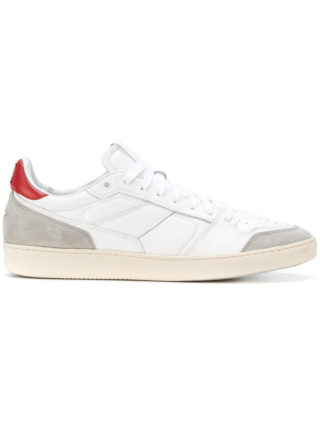 Ami Alexandre Mattiussi Thin Low Trainers (wit)