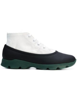 Marni colour block sneakers (zwart)