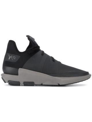 Y-3 Noci low sneakers - Black