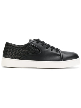 Bottega Veneta lace-up sneakers - Black