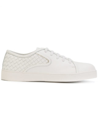 Bottega Veneta Dodger lace up sneakers - White
