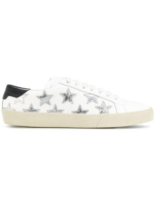 Saint Laurent Court Classic SL 06 California sneakers - White