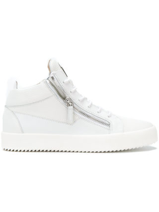 Giuseppe Zanotti Design Kriss hi-top sneakers - White