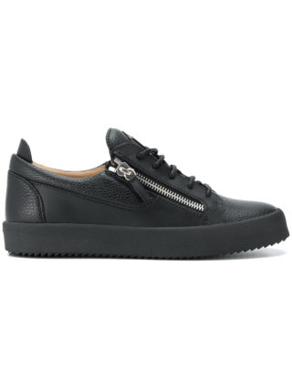 Giuseppe Zanotti Design Frankie low-top sneakers - Black