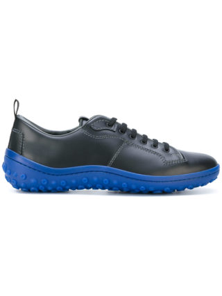 Car Shoe low top lace-up sneakers (zwart)