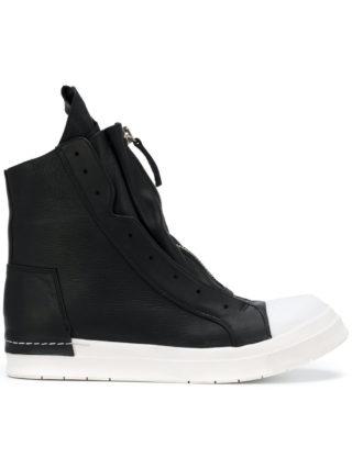 Cinzia Araia zip detail sneakers (zwart)