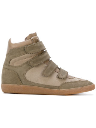 Isabel Marant Bilsy sneakers - Nude & Neutrals