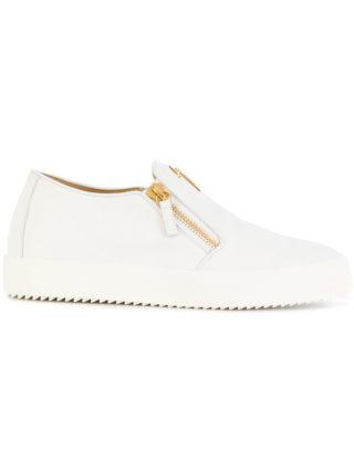 Giuseppe Zanotti Design Adam sneakers - White