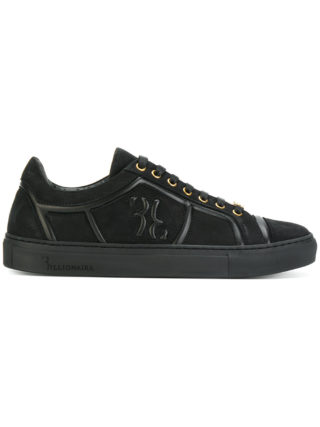 Billionaire Steven low top sneakers (zwart)