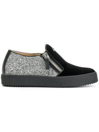 Giuseppe Zanotti Design Eve sneakers - Black