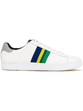 Ps By Paul Smith stripe detail sneakers (wit)