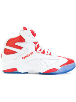 Reebok Shaq Attaq hi-top sneakers - White