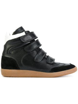 Isabel Marant Bilsy hi-top sneakers (zwart)