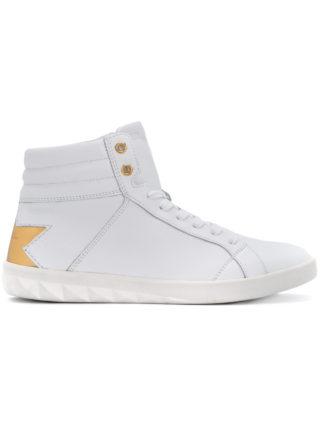 Diesel Solstice hi-top sneakers - White