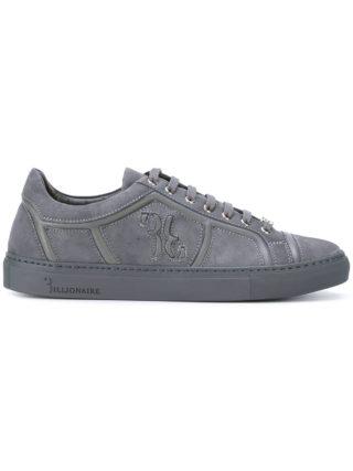 Billionaire lace-up sneakers (grijs)