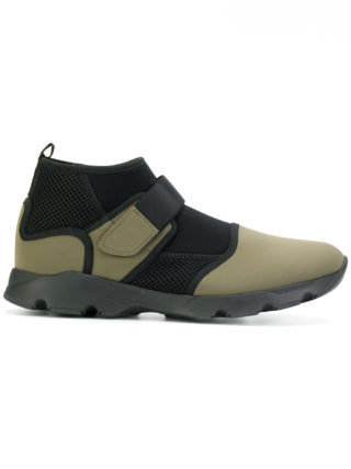 Marni colour block sneakers (groen)