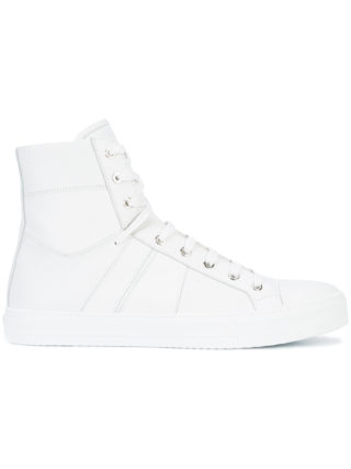 Amiri Sunset hi-top sneakers (wit)