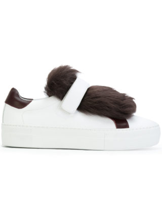 Moncler Angele low top sneakers - White