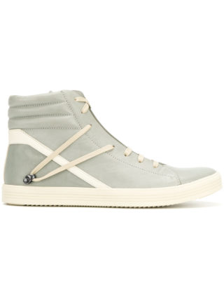 Adidas By Rick Owens lace-up sneakers (grijs)