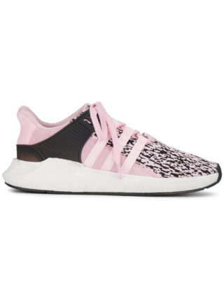 Adidas Pink EQT Support ADV Sneakers - Pink & Purple