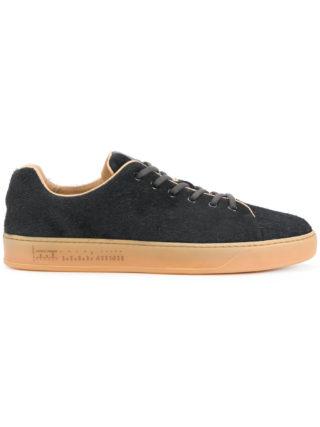 Premiata lace-up sneakers (zwart)