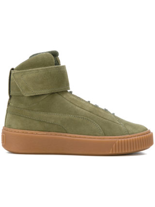 Puma platform Mid OW Wn's sneakers - Green