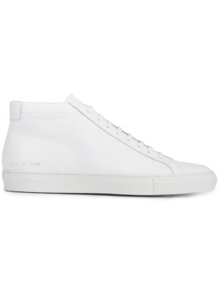 Common Projects Achilles high-top sneakers - White