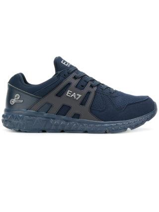 Ea7 Emporio Armani C2 Light sneakers (blauw)