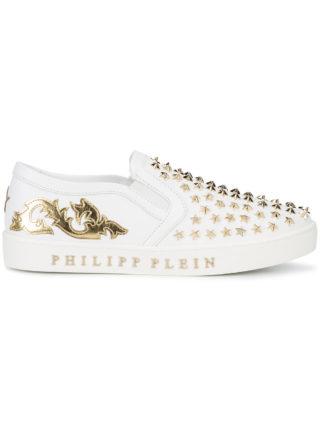 Philipp Plein El Paso sneakers (wit)