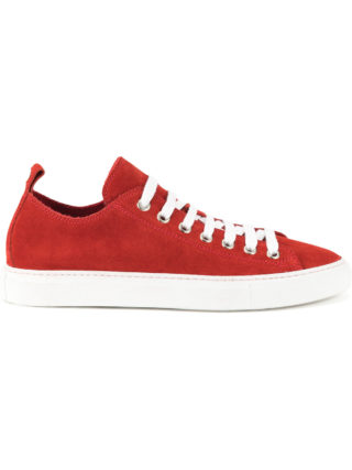 Dsquared2 classic low-top sneakers (rood)