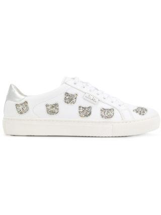 Karl Lagerfeld Kupsole Choupette sneakers (wit)