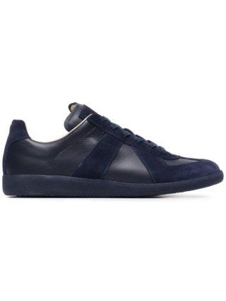 Maison Margiela blue Replica low-top sneakers