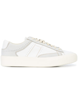 Maison Margiela low top sneakers (wit)