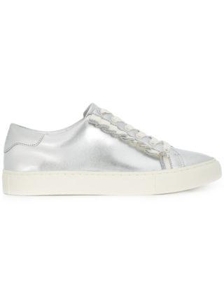 Tory Burch Ruffle sneakers (zilver)