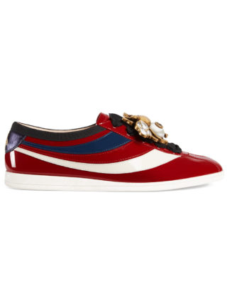 Gucci GG Web Falacer sneakers - Red