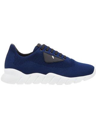 Fendi Bag Bugs sneakers (blauw)