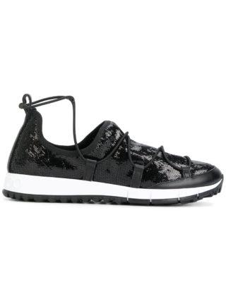 Jimmy Choo Andrea sneakers (zwart)