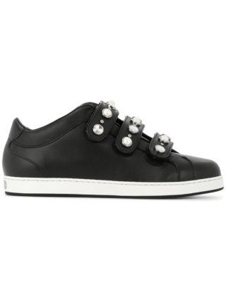 Jimmy Choo NY sneakers (zwart)