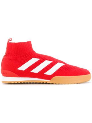 Gosha Rubchinskiy Gosha Rubchinskiy x Adidas stripe detail sneakers (rood)