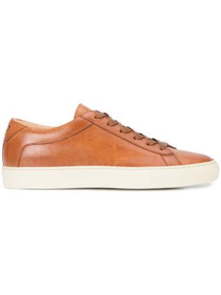 Koio Capri Castagna sneakers (bruin)