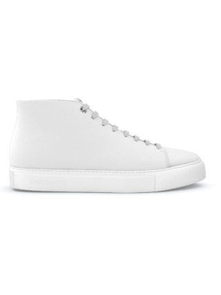 Swear Vyner Hi-top Fast Track Customisation sneakers (wit)