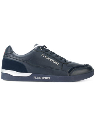 Plein Sport Checkmate sneakers (blauw)