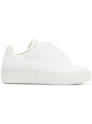 Maison Margiela Future low-top sneakers (wit)