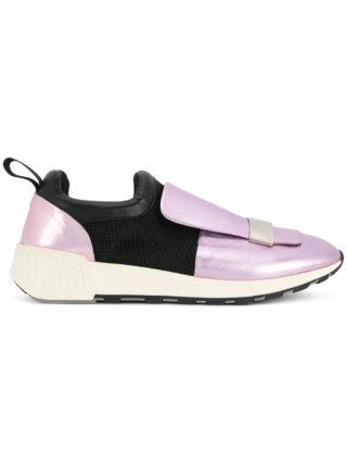 Sergio Rossi SR1 running sneakers (roze/paars)