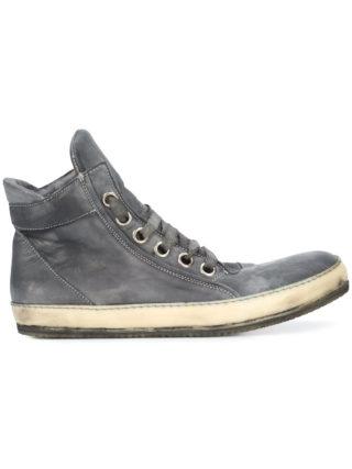 A Diciannoveventitre casual hi-top sneakers (grijs)