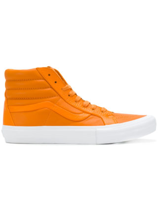 Vans Sk8-Hi Reissue ST hi-tops - Yellow & Orange