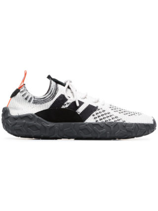 Adidas Black And White F/22 Primeknit Sneakers