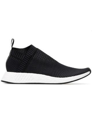 Adidas Black NMD CS2 Primeknit sneakers