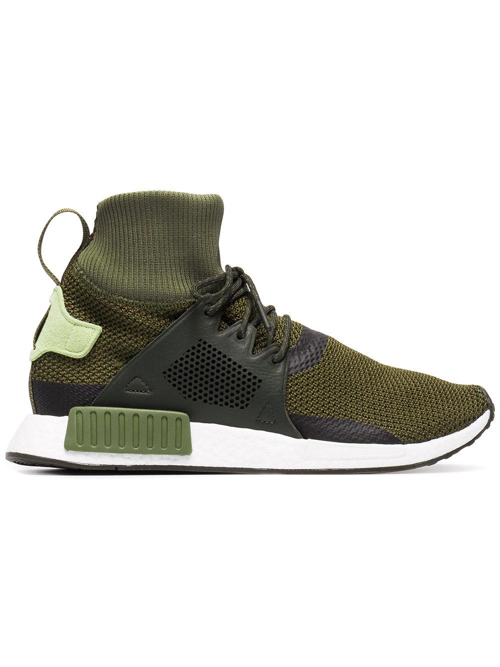 adidas nmd xr1 groen